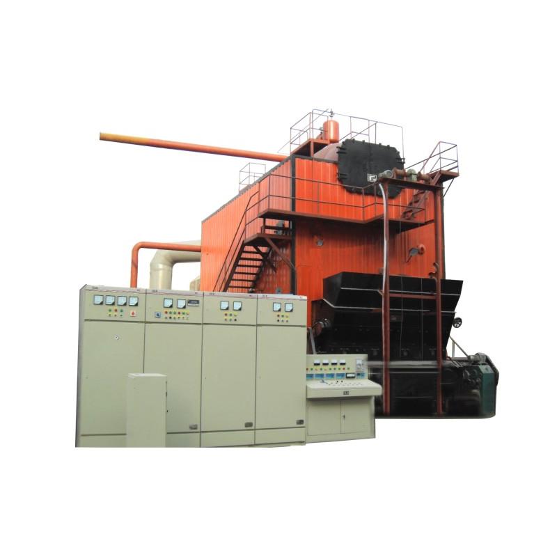 卧式大型燃煤、热水锅炉DZL(W)系列